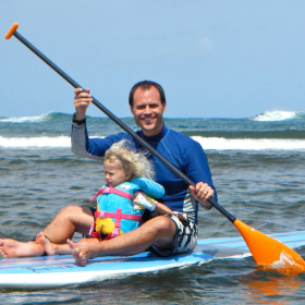 Pubs, paddleboards and fun parks