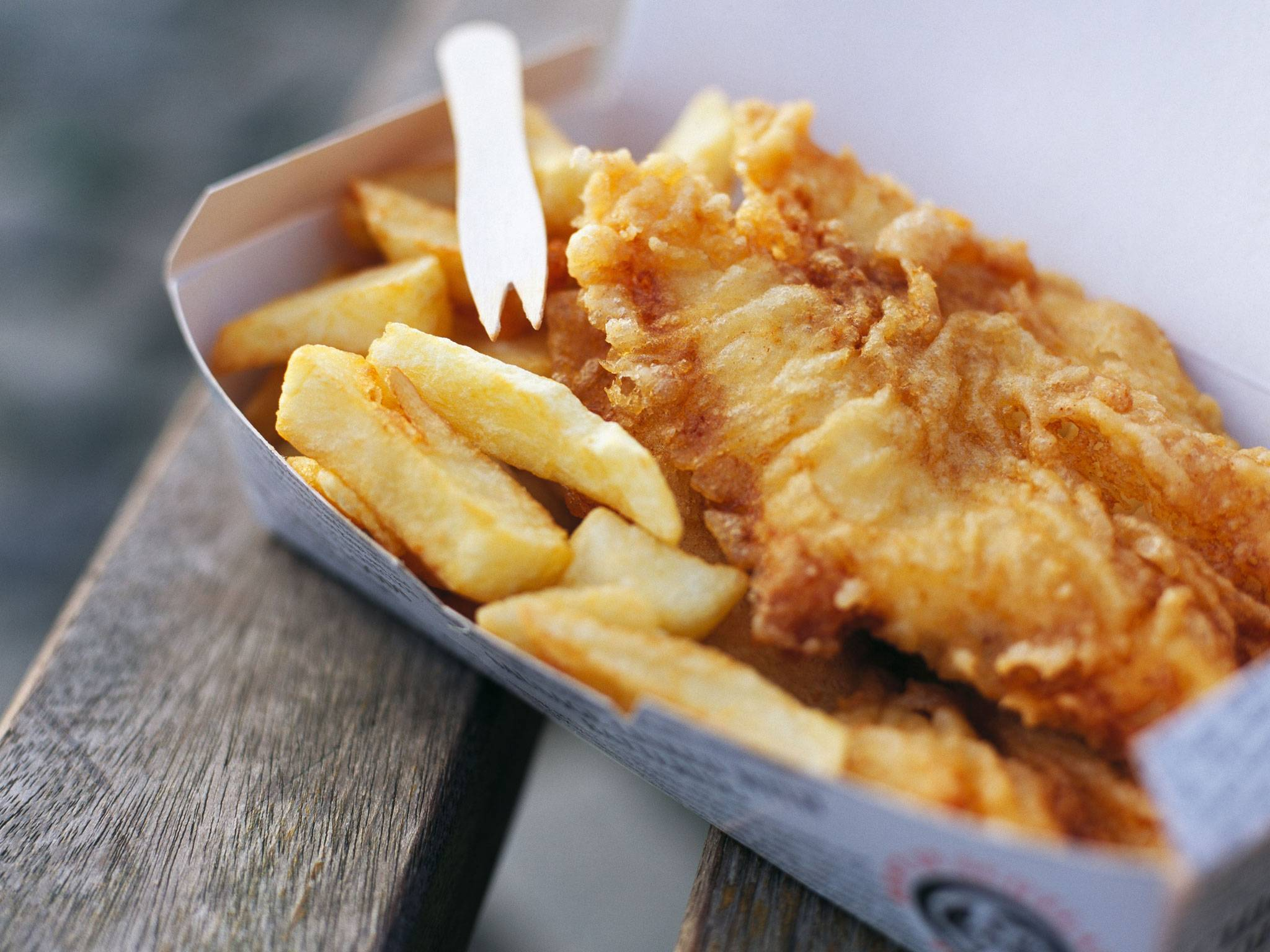 Best fish and chip shops in the uk kate tom 39 s for Where can i get fish and chips near me