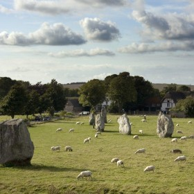 Stonehenge, spas and shopping
