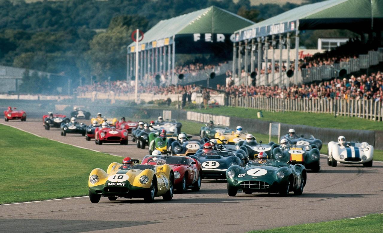 Goodwood Festival Of Speed Tours