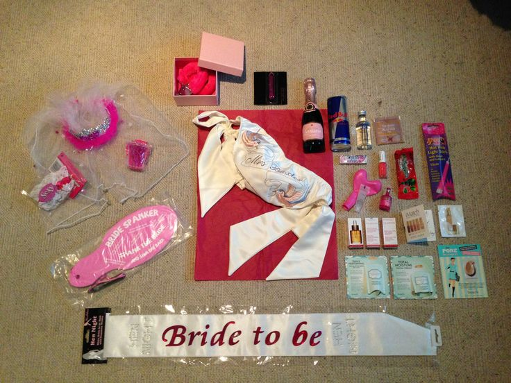 Hen Night Gift Bag