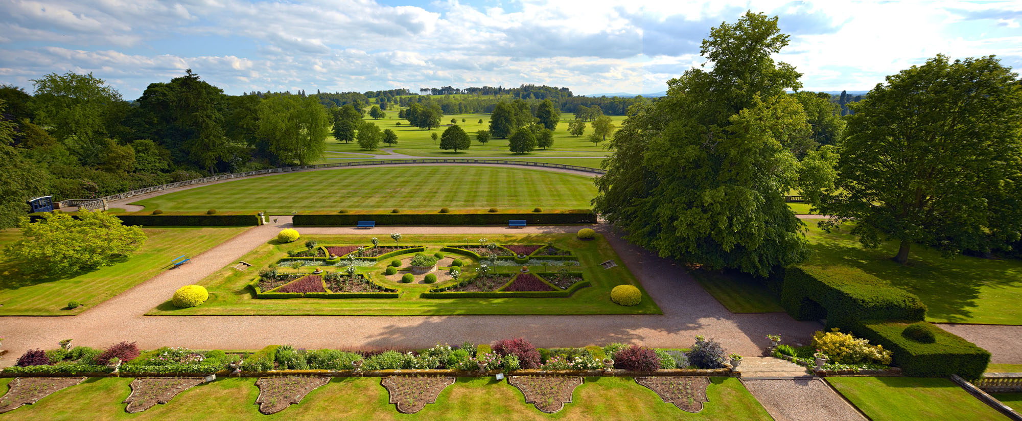 Learning From Stately Homes A Garden Of Eden