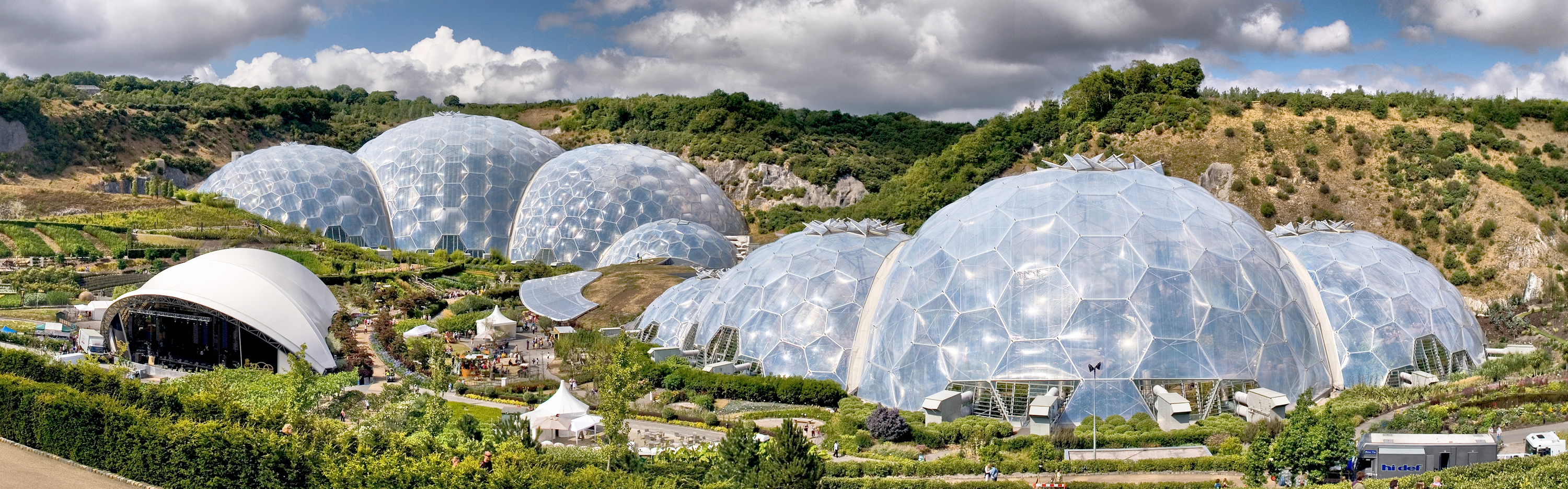 The Amazing World Of The Eden Project