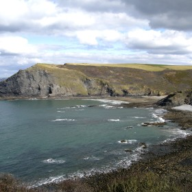 Mystery and magic on the edge of the moors - and close to the coast