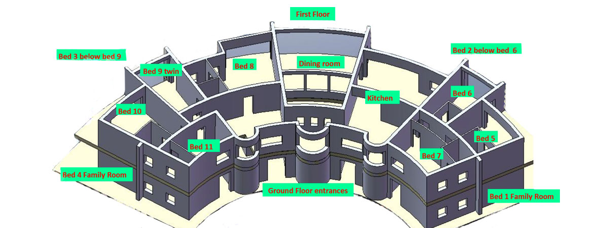The Curved House Key Facts Kate Tom S