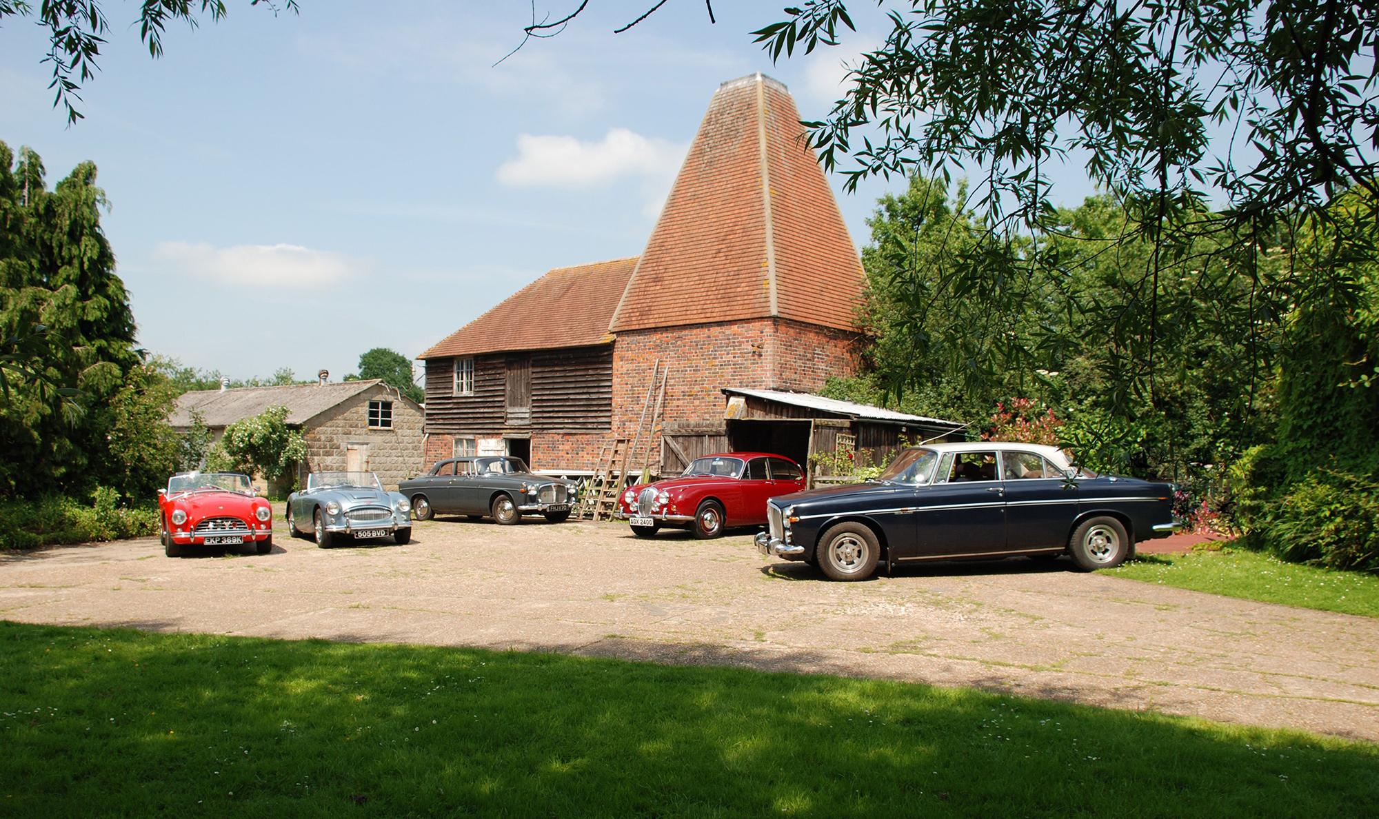 visit the darling buds classic car show in kent. Black Bedroom Furniture Sets. Home Design Ideas