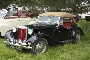 Darling Buds Classic Car Show 4