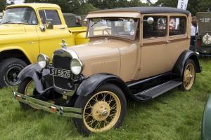 Darling Buds Classic Car Show 5