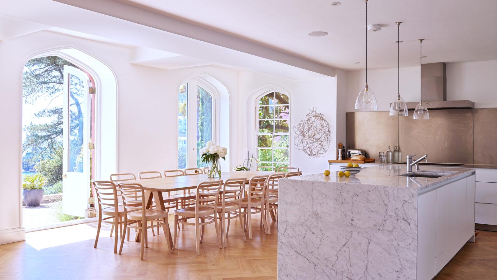 Use Tech Wrap On Kitchen Doors