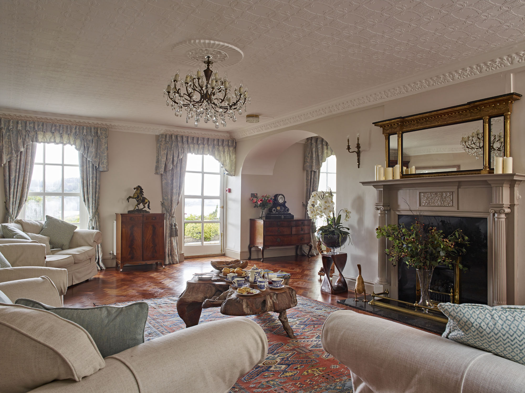The Old Country House Living Room 2