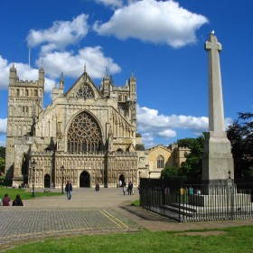 Exeter – excellent for entertainment