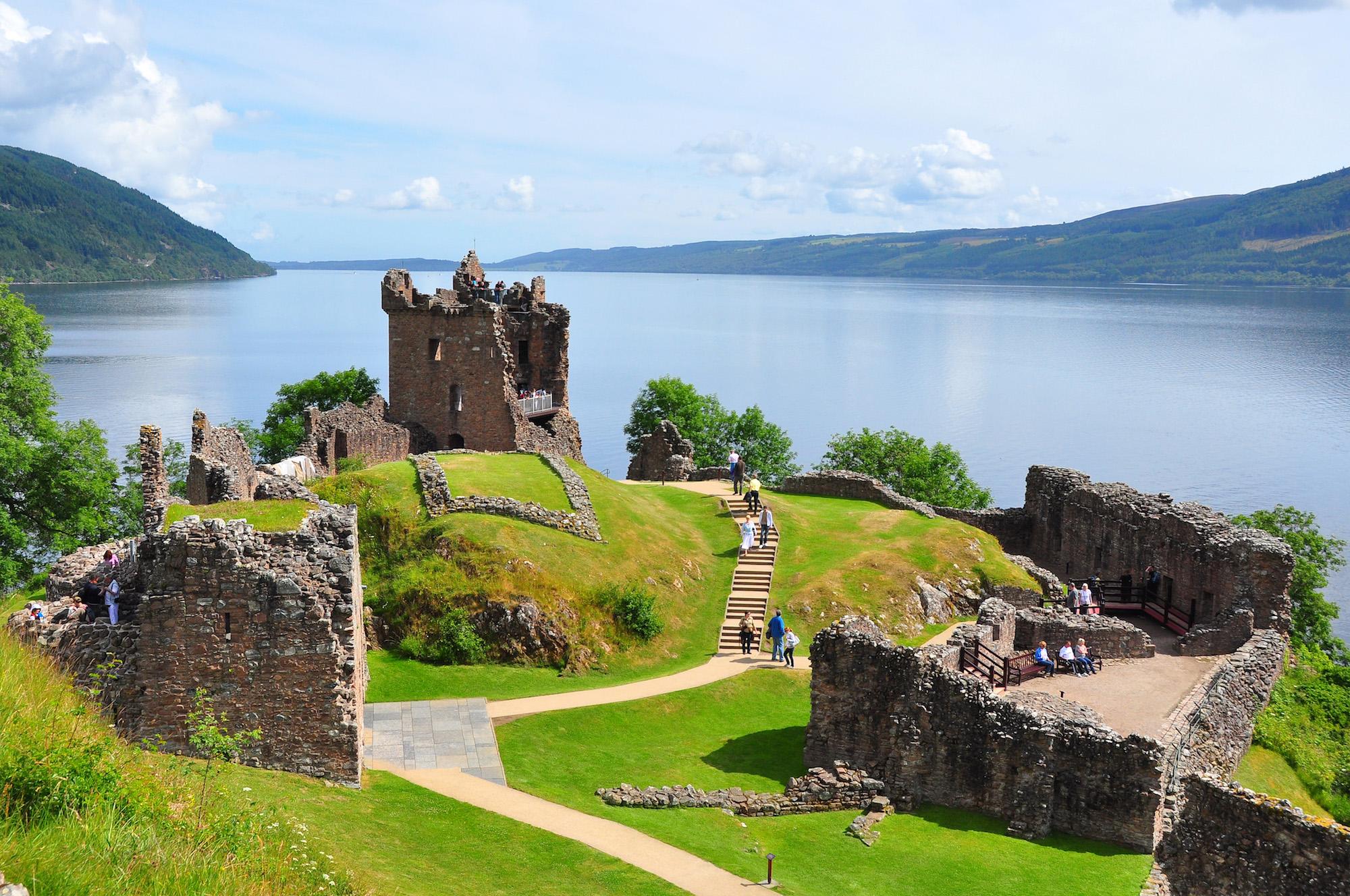 How Long To Tour Scotland