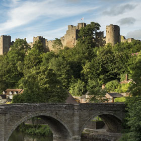 Visit Shropshire for rich history