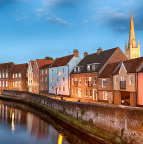 Plenty of things to do in Norwich