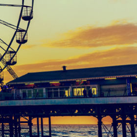 Large holiday cottages in Blackpool