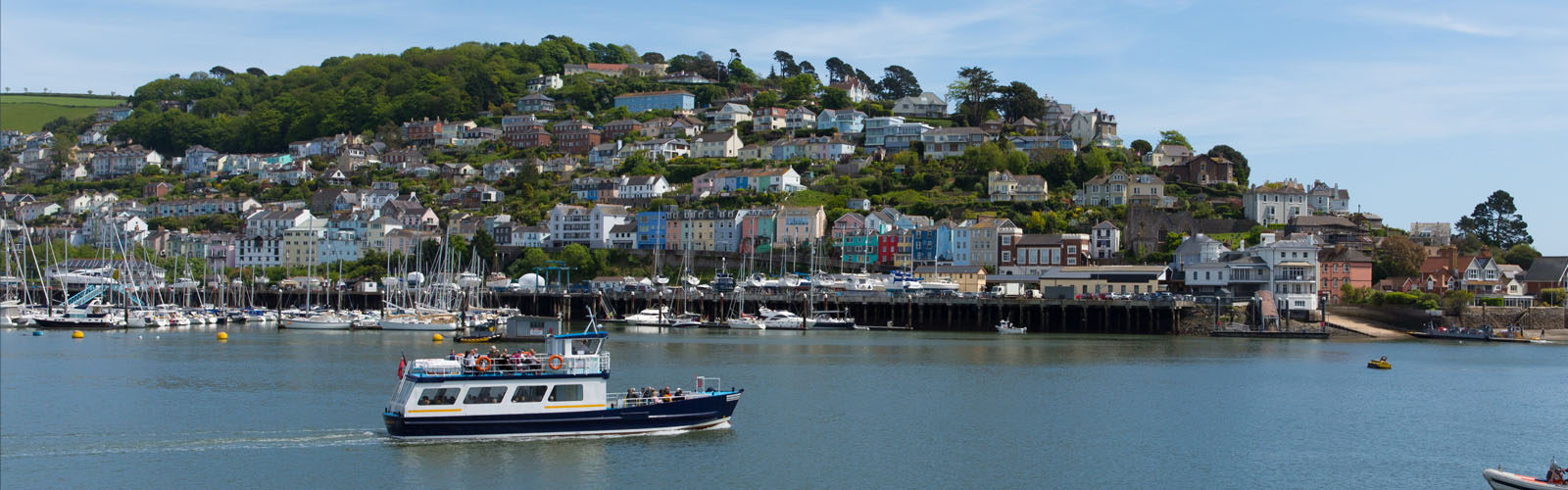 Luxury Self Catering Cottages in Dartmouth.