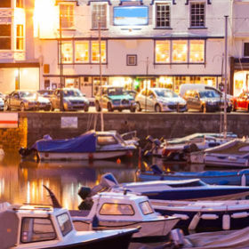 Luxury holiday cottages in Dartmouth