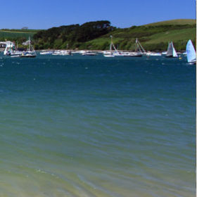 Luxury holiday houses in Salcombe