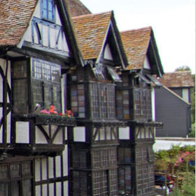 Self-catering cottages in Canterbury