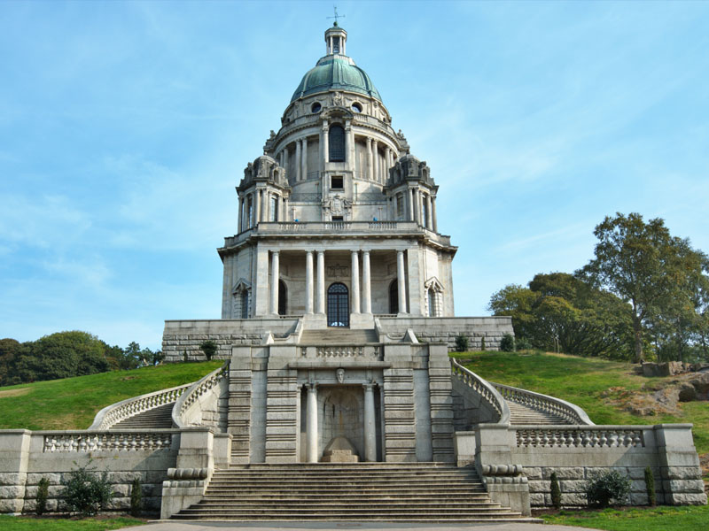Aston Memorial, Williamson Park.