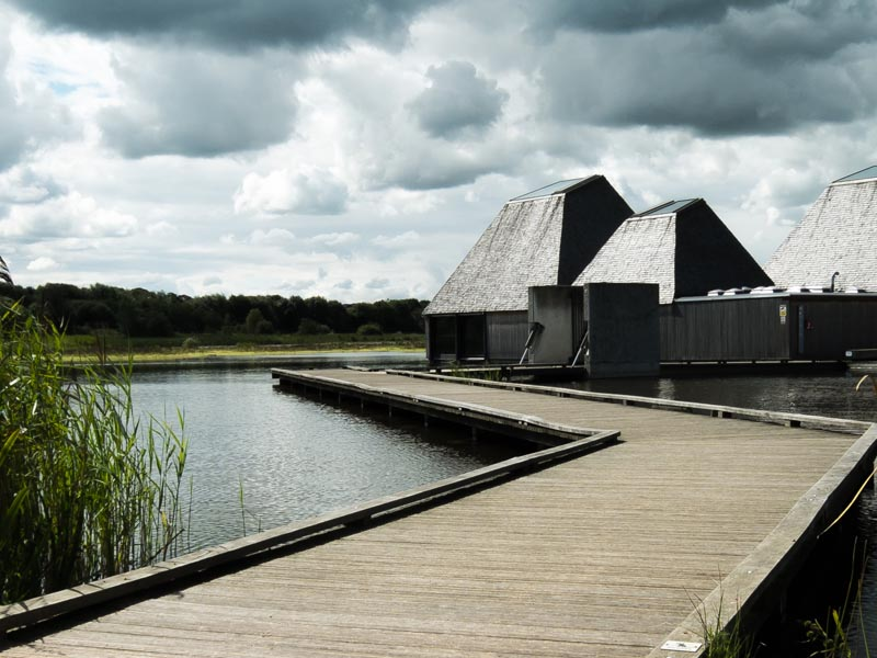 Walkway - Brockholes Nature Reserve, Lancashire