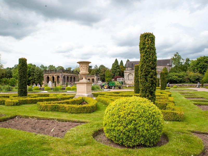 Trentham Estate beautiful gardens.
