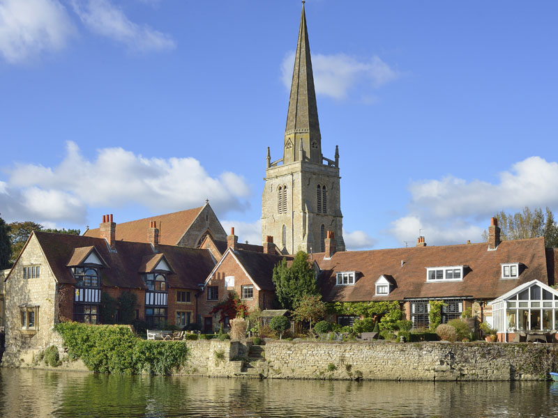 Abingdon; Oxfordshire.