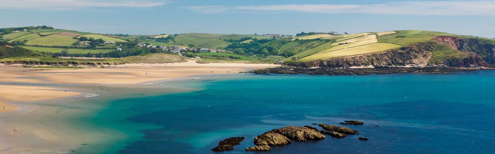 South Devon Coast, Devon.