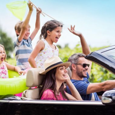 5 of the Best Family Summer Holiday Destinations for 2020.