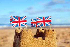 UK Staycations vs Holidays Abroad: 8 Reasons Why Britain is Best.