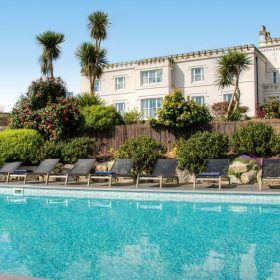 Holiday cottages with pools in the UK