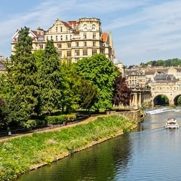 Luxury holiday cottages in Bath