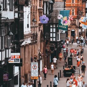 Luxury cottages in Chester