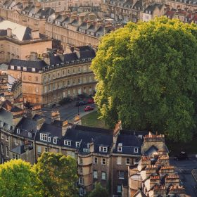 Visit Bath for incredible architecture
